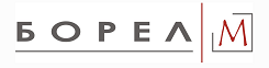 BOREL-M Logo