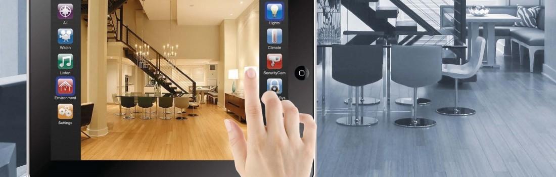 Домашна автоматизация за умна къща